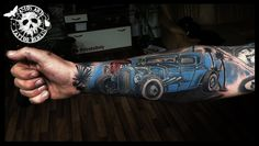 hot rod tattoo - Google Search More