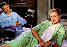 Grace Kelly as Lisa in Rear Window Directed by Alfred Hitchcock Old Movies, Great Movies, Vintage Movies, Divas, Real Life Princesses, Kelly Monaco, Movie Gifs, Movie Quotes, James Cagney