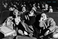 kvetchlandia:  Wayne Miller     Children in a Movie Theater      1958 Wayne Miller, Magnum Photography Great     1918-2013    Ave atque Vale