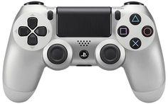 54,11€ Manette PS4 Dual Shock 4 - argent: Sony Playstation 4: Amazon.fr: Jeux vidéo