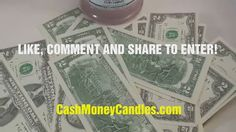 Win a Cash Money Candle and the stash of cash in video:) 1. like this post 2. share this post 3. guess amount of $2 bills in the video in comment section and you are ENTERED! Want to buy one now? Click here >> http://www.cashmoneycandles.com #Club_Glamour #Fashion #Trends #Jewelry #Rings #necklaces #pendants  #jewelry #handmadejewelry #instajewelry #jewelrygram #fashionjewelry #jewelrydesign #jewelrydesigner #FineJewelry #jewelryaddict #bohojewelry #etsyjewelry #vintagejewelry #customjewelry…