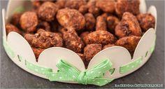 Backen macht glücklich   Last Minute Weihnachtsgeschenk: Schoko-Karamell-Nüsse   http://www.backenmachtgluecklich.de