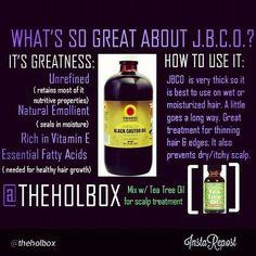 Jamaican Black Castor Oil                                                                                                                                                                                 More