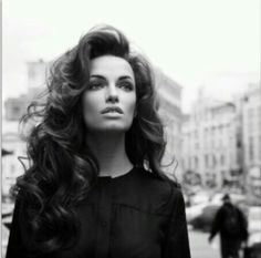Big Volume Bombshell Hair... I've always been a big hair kinda girl. LOVE