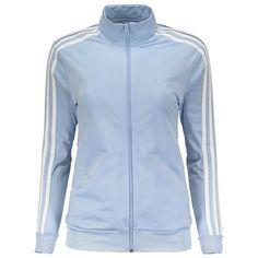 f72e665e2 Agasalho Adidas Kn Ts 1 Feminino Azul Somente na FutFanatics você compra  agora Agasalho Adidas Kn