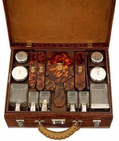 Hermes Luggage Made for Karen Blixen 1930