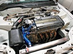 B Series engine