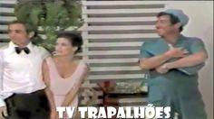 Os Trapalhões  -  Didi sofre na sua Lua de Mel
