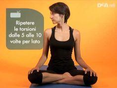 Yoga contro il mal di schiena. Esercizi - Parte 4