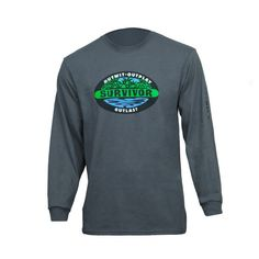 Survivor Outwit, Outplay, Outlast Long Sleeve T-Shirt
