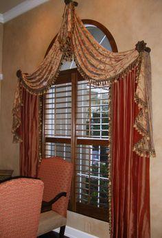 Creative Window Treatments