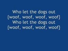 Baha Men - Who Let The Dogs Out (official dance Remix)