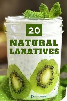 Laxatives can help relieve constipation and promote regular bowel movements. This article reviews 20 natural laxatives and how they work: https://authoritynutrition.com/20-natural-laxatives/