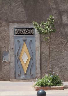 funky doorway