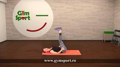 10 minute de exercitii pentru abdomen Gym, Fitness, Youtube, Sports, Food, Meal, Sport, Essen, Hoods