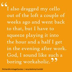 Richard Armitage: he plays the freaking cello people!! Oh my gosh!