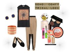 """Boho,Comfy,Tribal look"" by reemtaha on Polyvore"