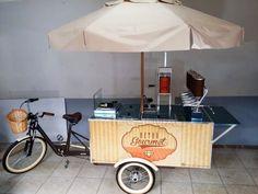 food bike para churros em casamento e outros eventos