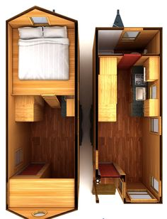 tiny house floor plans - Google Search