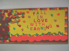 30 Fall Bulletin Board Ideas which are Colorful & Meaningful - Hike n Dip Have a look at the cutest and the most adorable Fall Bulletin Board Ideas that will make you feel the cheerful Fall vibe in your classroom and library. Jesus Bulletin Boards, Hallway Bulletin Boards, Bulletin Board Tree, Elementary Bulletin Boards, College Bulletin Boards, November Bulletin Boards, Kindergarten Bulletin Boards, Reading Bulletin Boards, Elementary Library