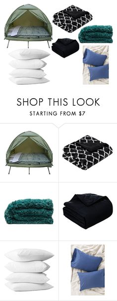 """Dylan and Jax Cot"" by lea-sutherland on Polyvore featuring Madison Park, Cottonloft and Urban Outfitters"