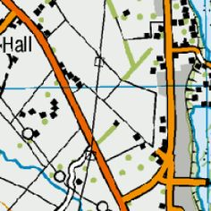 Ruakaka, Northland - New Zealand topographic map. Got Map, Custom Map, Topographic Map, Overlays, Overlay