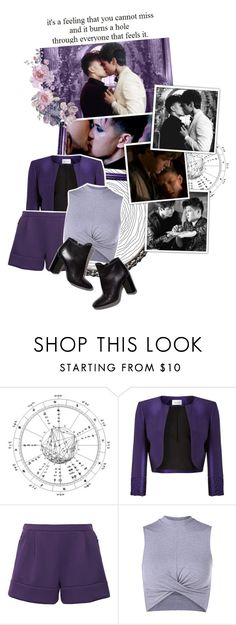 """""""☾ and it burns a hole through everyone that feels it. 