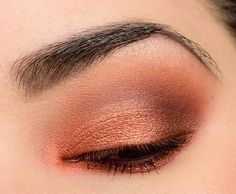 A Warm Copper Look with Urban Decay Naked Heat | Temptalia