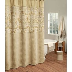 Shop for Austin Horn Classics Angelina Shower Curtain . Free Shipping on orders over $45 at Overstock.com - Your Online Bath