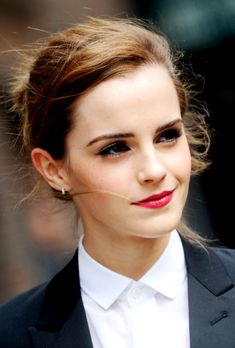 Emma Watson is an example of a Transcendentalist in today's modern world. In today's world it is very hard to stand up for something without being crtizised, Emma Watson is a feminist and is no afraid to spread her idea on to others.
