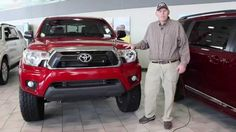 2015 Toyota Tacoma | SteveLandersToyota.com • Steve Landers Toyota Scion • 10825 Colonel Glenn Road • Little Rock, Arkansas 72204 • Give us a call: (888) 314-4350
