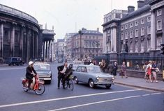 College Green Dublin 1969