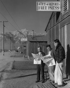 He was known for shooting landscapes, but In 1943, Ansel Adams took an unforgettable assignment.