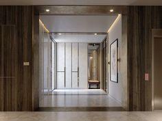 SHADES OF BEIGE on Behance Ali Project, Luxury Interior, Interior Design, Shades Of Beige, 3ds Max, Floor Design, Ground Floor, Flooring, Architecture