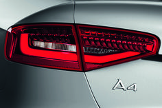 Audi A4 Tail Lights