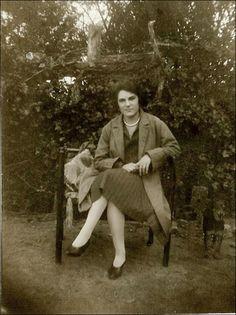 MAMA EN SEVILLA 1929