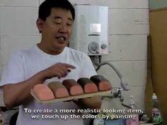 Fake Food Japan - 食品サンプル How to Make Plastic Food?  Behind the Scenes Part 4