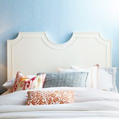 Find the Lovett Wood Headboard at Ballards today and add stylish function to your favorite living spaces. Unique Home Decor, Home Decor Styles, Cheap Home Decor, Entryway Decor, Diy Room Decor, Bedroom Table, Bedroom Ideas, Home Remodel Costs, Country House Design