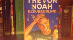 Kleurenblind van Trevor Noah een aanwinst op mijn plank boeken uit Zuid-Afrika