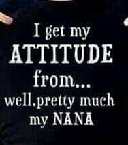 Attitude from Nana That's what family's for, right? Grandson Quotes, Nana Quotes, Family Quotes, Cousin Quotes, Daughter Quotes, Father Daughter, Baby Girl Shirts, Grandmother Quotes, Alphabet