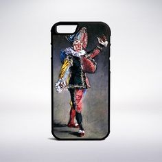 Edouard Manet - Polichinelle Phone Case – Muse Phone Cases