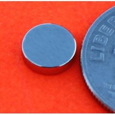 """Applied Magnets ® 100 Rare Earth Neodymium Magnets 1/4"""" X 1/16"""" Discs"""