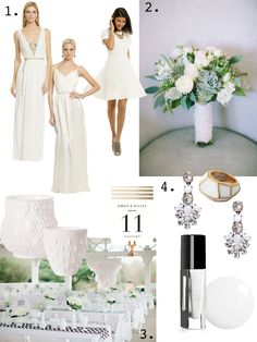 Savannah Wedding Planning and Bridal Boutique: Ivory and Beau: WEDDING TRENDS: White on White  #ivoryandbeau #Savannah #allwhitewedding #whitewedding #rentherunway #savannahwedding #savannahweddingdresses #savannahbridalboutique #savannahweddings #savannahbridalboutique #savannahcoordinator #dayofcoordinator #dayofwedding #milkvases #savannahweddingflowers