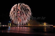 Busan Fireworks Festival (부산 불꽃축제), Korea | NonPeakTravel.com