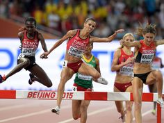 2015 World Track and Field Championships Team Toyota, Usa Today Sports, Track And Field, Cross Country, Beijing, Running, World, Human Body, Cross Country Running