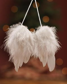 Image result for diy angel wings for christmas angels