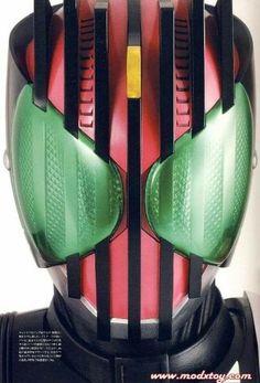 Kamen Rider Decade, Kamen Rider Series, Ranger, Helmet, Geek Stuff, Group, Hens, Pegasus, Detail