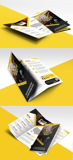 Free tri fold brochure template psd ideal for event or business multipurposetrifoldbusinessbrochurefreepsdtemplate accmission Image collections