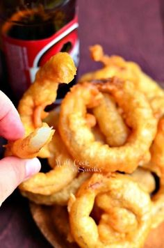 will cook for smiles beer batter onion rings beer batter onion rings ...