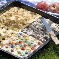 Carola Cappenberg aus Oelde im Kreis Warendorf ist Grundschullehrerin und hat den Vier-Jahreszeiten-Kuchen schon ein paar Mal mit Schulkindern...